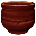 Amaco Potter's Choice Glaze PC-59 Deep Firebrick Red