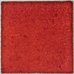 Botz Brush-On Low Fire Glaze 9607 Coral Red