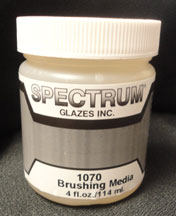 Spectrum Brushing Media