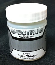 Spectrum Glaze Thinner