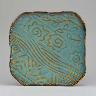 Photo of a ceramic Plate