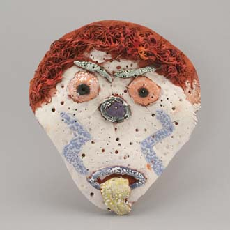 Photo of ceramic mask