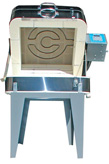 Olympic Digital Glass Kiln 186GFE Square