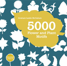 5000 Flower and Plant Motifs