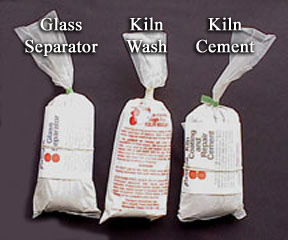 Glass Separator, Kiln Wash, Kiln Cement