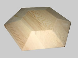 Hexagon Drape Moulds