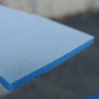 SSF 320 Grit Sander Sponge Close Up