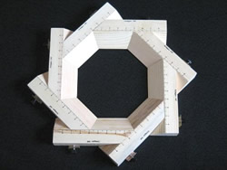 Adjustable Octagon Mould