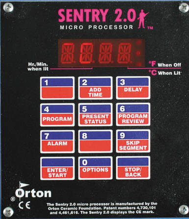 Sentry_12Key paragon tnf 27 3 kiln on sale at discount clay king com  at mifinder.co