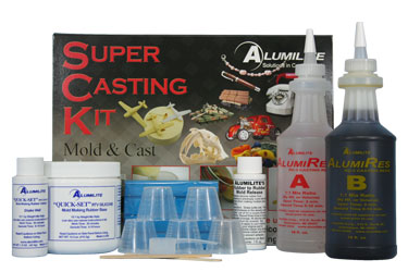 Alumilite Super Casting Kit