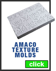 AMACO Texture Plates and Molds