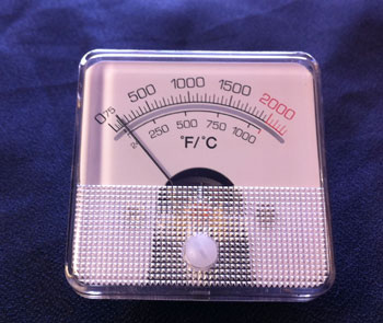 ACI 2000 small pyrometer