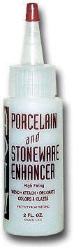 Porcelain and Stoneware Enhancer