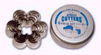 Ateco Plain Daisy Cutter Set