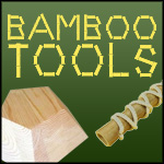 Bamboo Potter's Tools and Moulds