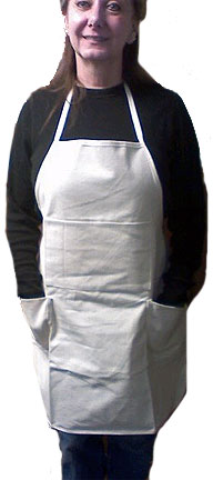 Basic Potter's Apron