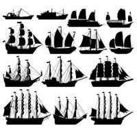 Boats Decals