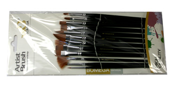 Bomega Artist Brushes