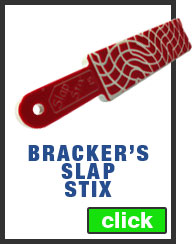 Brackers Slap Stix Button