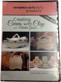 Creating Curves with Clay with Martha Grover DVD