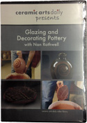 Glazing and Decorating Pottery with Nan Rothwell DVD