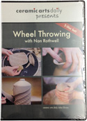 Wheel Throwing with Nan Rothwell DVD