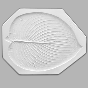 Mayco Mold CD-850 Large Hosta Leaf