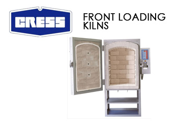 Cress Front Loading Kilns