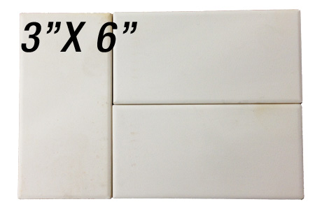 1 Inch Tick Ceramic Tile