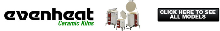 Evenheat Ceramic Kilns at Low Prices at Clay-King.com