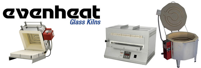 Evenheat Glass Kilns on Sale Today at the Right Prices You Want at Clay-King.com!