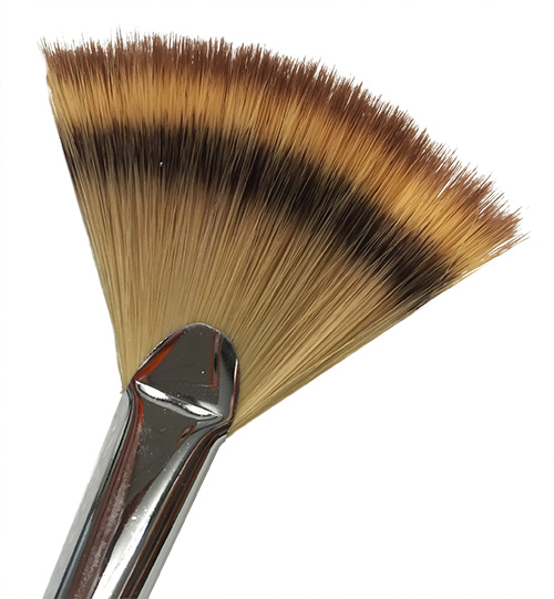HB-S06 Fan Brushes