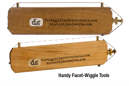 Dirty Girls Handy Facet Tool