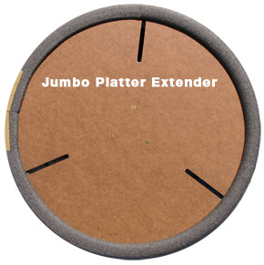 Jumbo Platter Extender for Giffin Grip on Sale Today