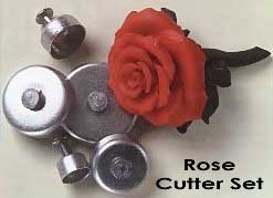 Rose Cutter Set