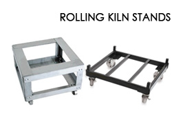Rolling Kiln Stands