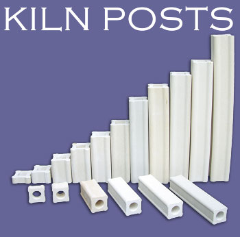 Kiln Posts at Clay-King.com!!!
