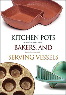 Kitchen Pots, Bakers and Serving Vessels