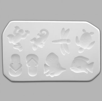 Mayco Mold CD-916 - 8 designs