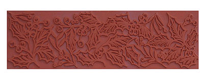 Mayco ST-107 Holly Border Stamp
