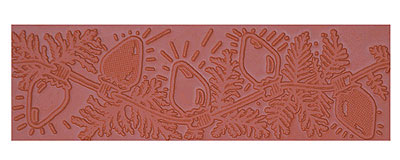 Mayco ST-108 Holiday Lights Stamp