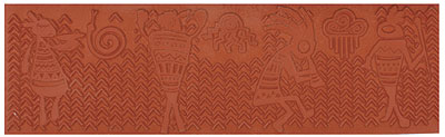 Mayco ST-117 Tribal Stamp