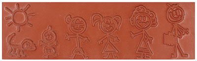 Mayco ST-118 Stick Family Stamp