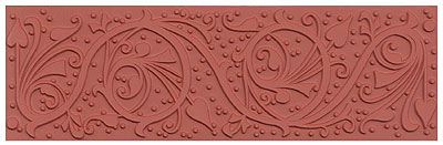 Mayco ST-368 Ornate Border Stamp