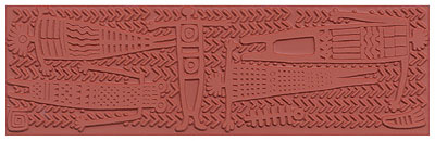 Mayco ST-379 Totem Blanket Stamp