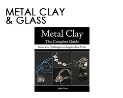 Metal Clay & Glass