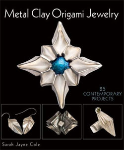 Metal Clay Origami Jewelry