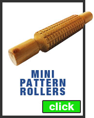 Mini Pattern Rollers - Click Here