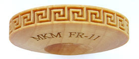 MKM FingerRoller FR-11 Greek Key- Square