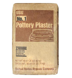 No.1 Pottery Plaster